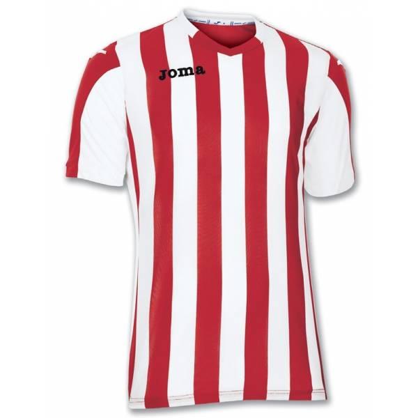 Camisetas Copa Joma Manga corta Roja