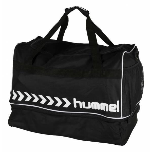Bolsa grande essential soccer bag con zapatillero Hummel