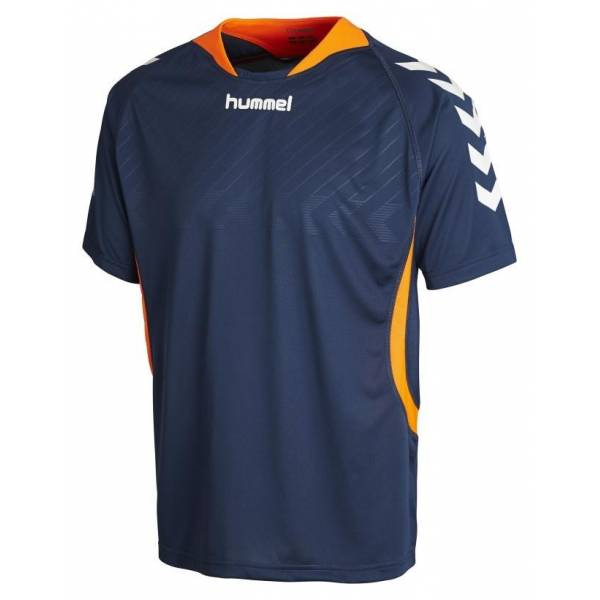 Camiseta Team Player Match Jersey HUMMEL Azul Marino