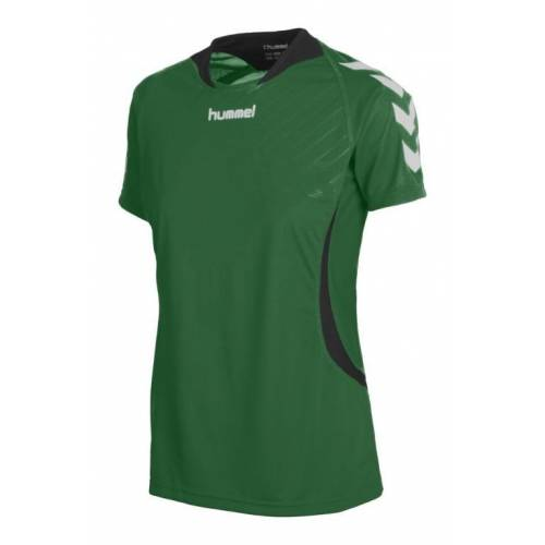 Camiseta Team Player Match Jersey Mujer HUMMEL
