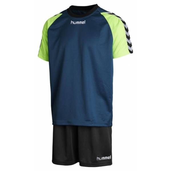 Equipación Stay Authentic Training Set Hummel legion blue