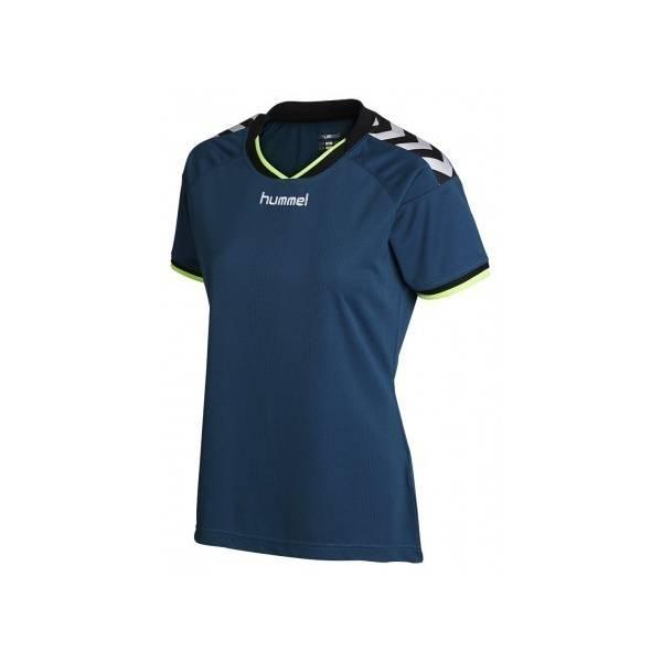 Camiseta Stay Authentic Mujer Hummel legion blue
