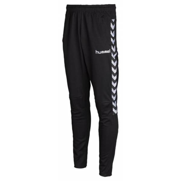 Pantalón Largo Stay Authentic Football de Hummel negro