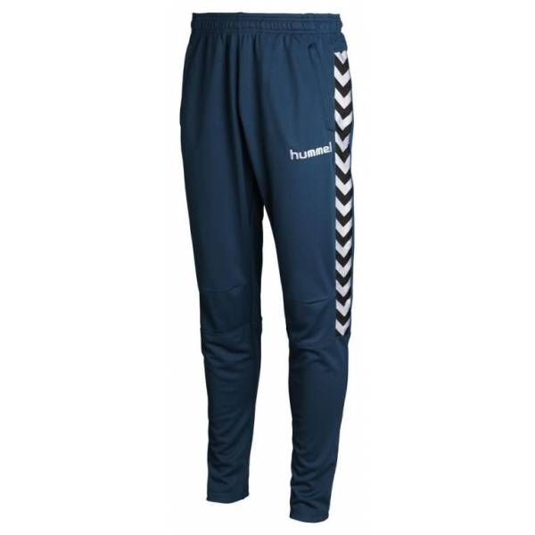 Pantalón Largo Stay Authentic Football de Hummel legion blue
