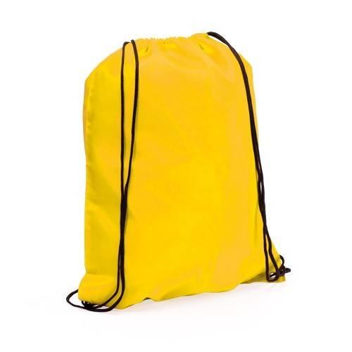Bolsa / Mochila Spook 210T amarilla