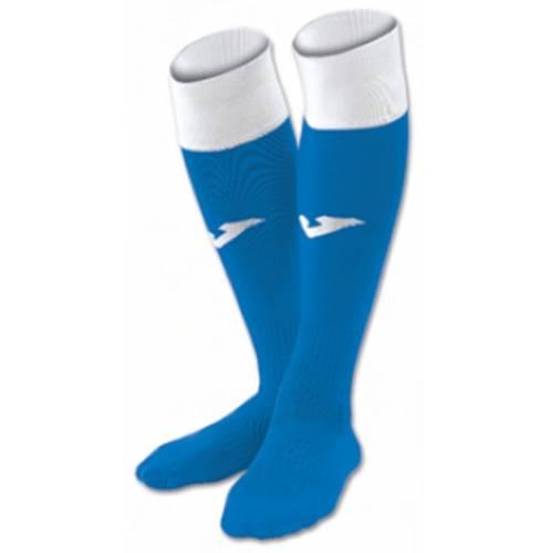 Medias Calcio 24 Joma (Pack de 4) azul blanco