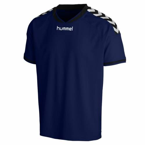 Camiseta Stay Authentic Hummel marino