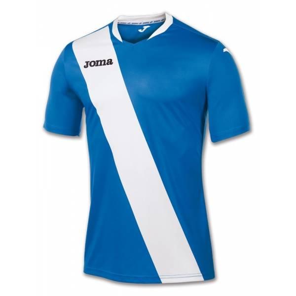 Camiseta Monarcas de Joma Manga corta azul blanca