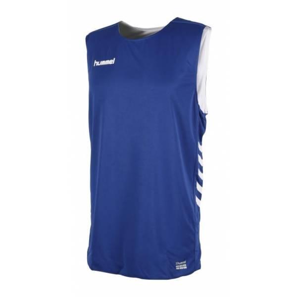 Peto reversible essential Hummel Sleeveless T-Shirt azul