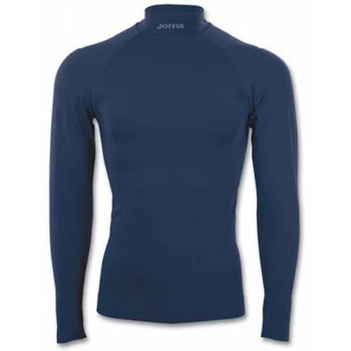 Camiseta térmica Brama Joma Manga larga azul marino