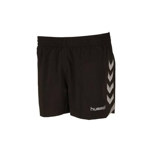 Pantalon corto Tech 2 woven Hummel mujer negro