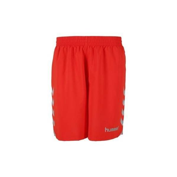 Pantalon corto Tech 2 knitted Hummel rojo