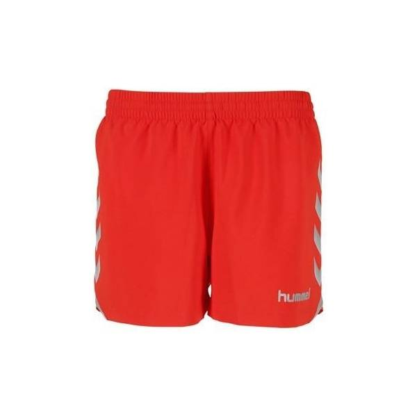 Pantalon corto Tech 2 knitted Hummel rojo