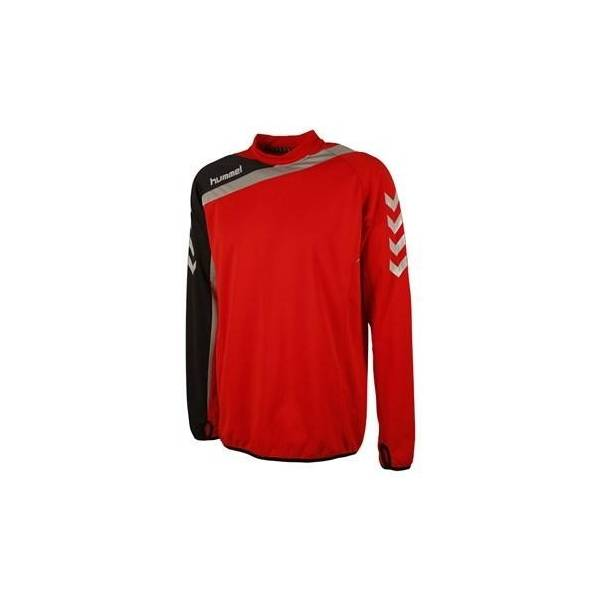 Sudadera Tech 2 Poly Sweat Hummel roja