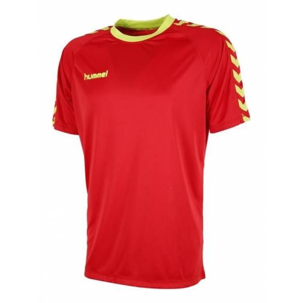 Camiseta Adri 99 SS Jersey Hummel roja