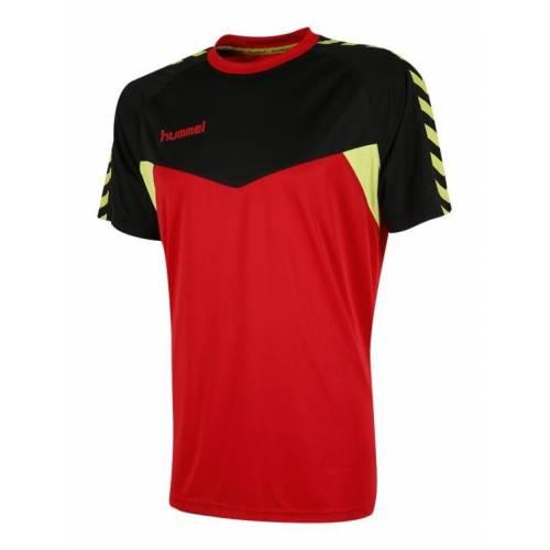 Camiseta Adri 99 SS Colour Jersey Hummel roja