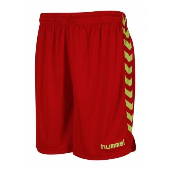 Pantalón corto Adri 99 Short Hummel rojo