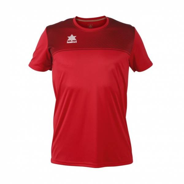 Camiseta Apolo LUANVI roja