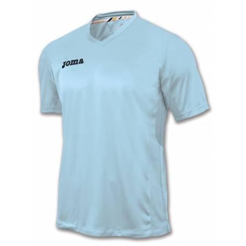Camiseta baloncesto Triple Joma celeste