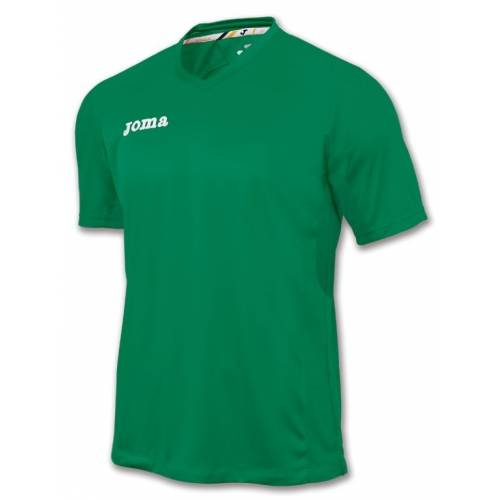Camiseta baloncesto Triple Joma verde