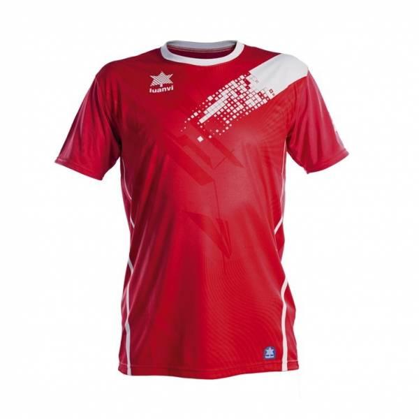Camiseta Play LUANVI roja