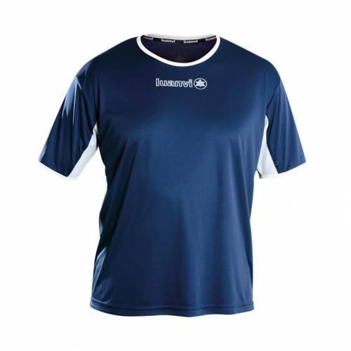 Camiseta Pro LUANVI azul marino