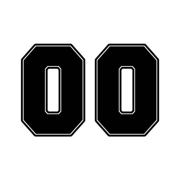 Números equipaciones