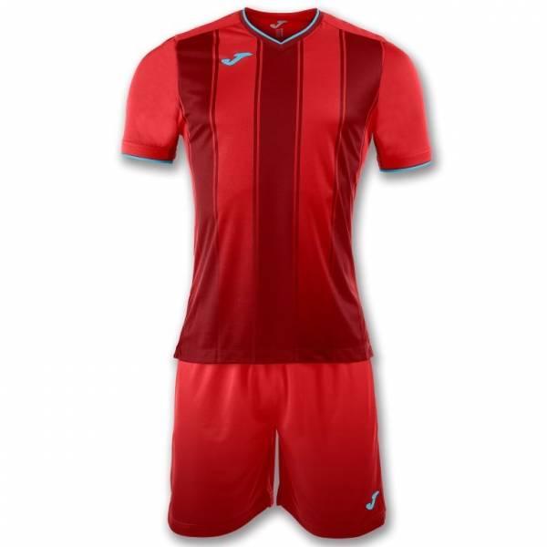 Equipación Pro liga JOMA 2017 rojo