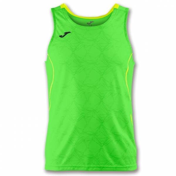 Camiseta Olimpia Tirantes JOMA 2017 verde fluor