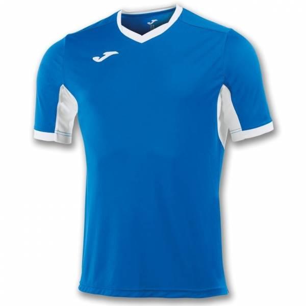 Camiseta Joma Champion 4 Manga corta azul