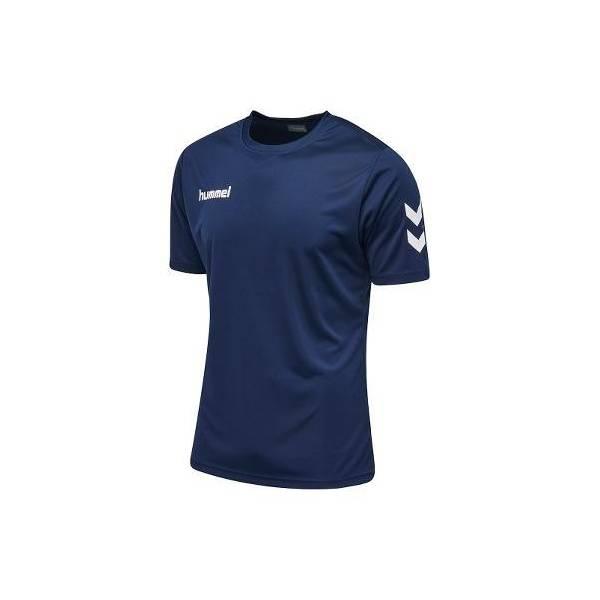 Camiseta tee Core Hummel MARINO
