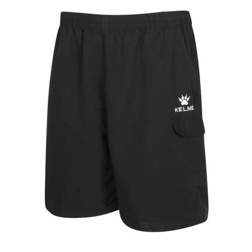 Pantalon Bermuda Concentracion Kelme negra