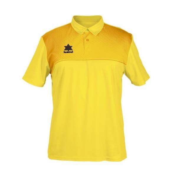 Polo Apolo LUANVI amarillo