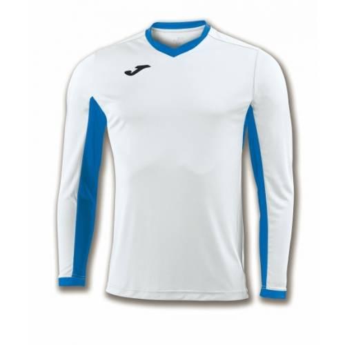 Camiseta manga larga Champion 4 Joma blanca azul