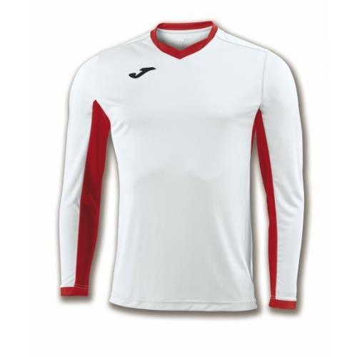 Camiseta manga larga Champion 4 Joma blanca roja
