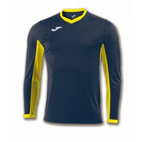 Camiseta manga larga Champion 4 Joma marino amarillo
