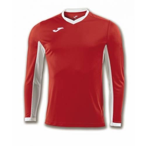 Camiseta manga larga Champion 4 Joma roja