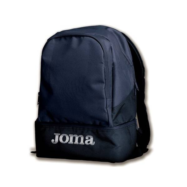 Mochila Estadio III Joma Pack 5uds marina
