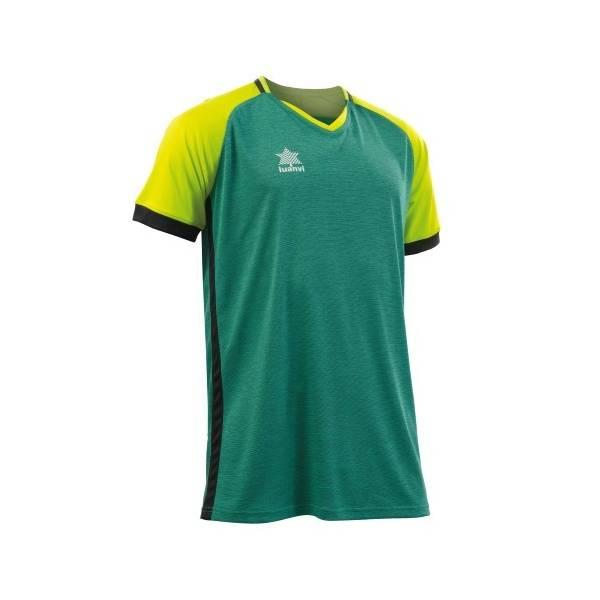 Camiseta Juego Luanvi Aston VERDE