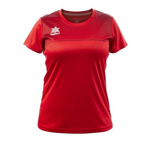 Camiseta Juego Apolo Femenino Luanvi