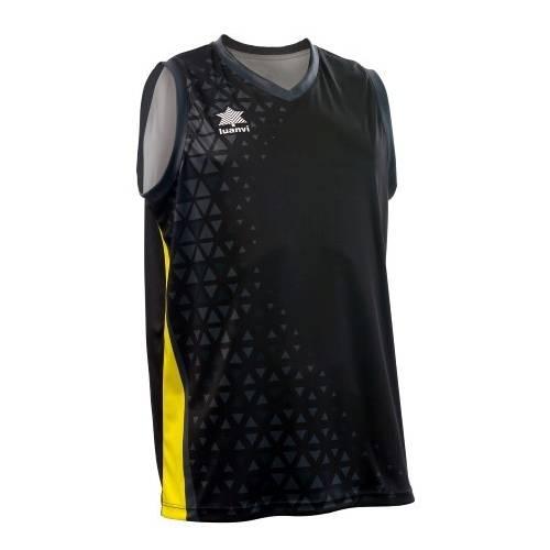 Camiseta Baloncesto Luanvi Cardiff