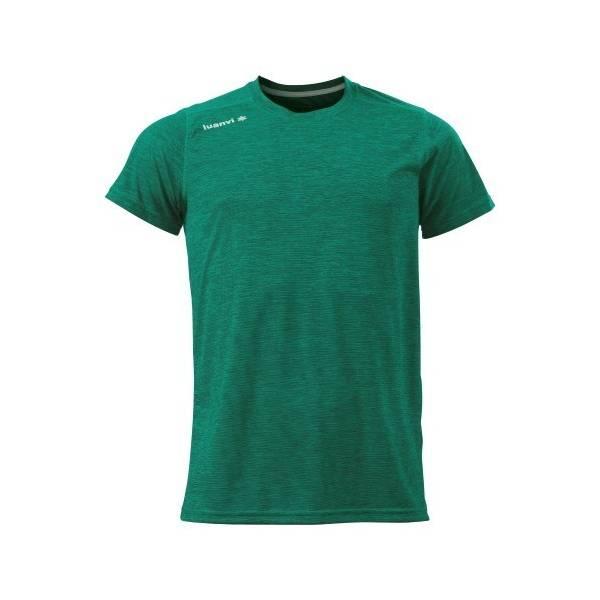 Camiseta Atletismo Nocaut Vigoré Cro Luanvi VERDE