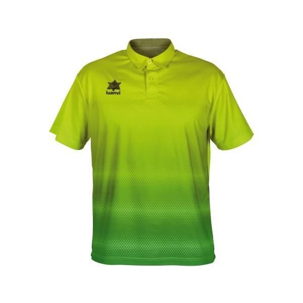 Polo Olimpia LUANVI verde