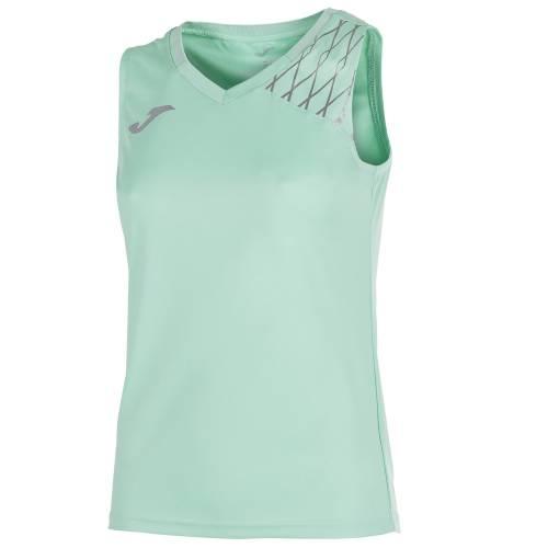 Camiseta mujer sin mangas Open Flash
