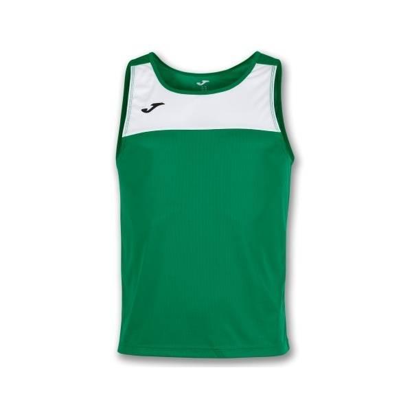 Camiseta tirantes Race Joma verde