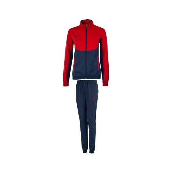Chandal Essential Joma rojo azul