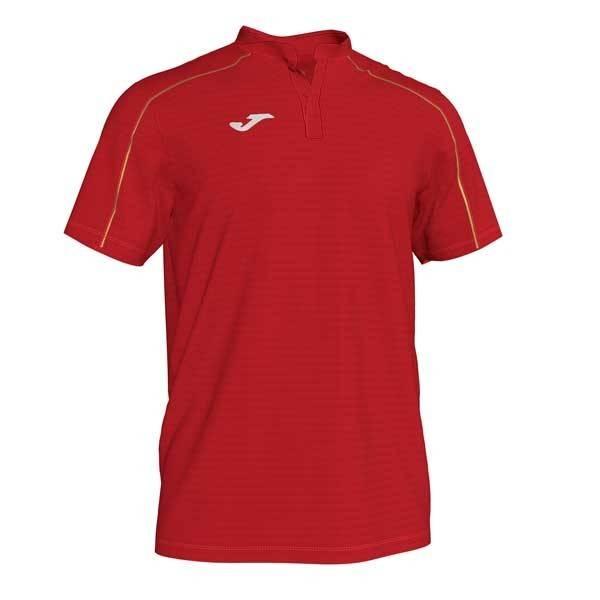 Camiseta manga corta Joma GOLD rojo