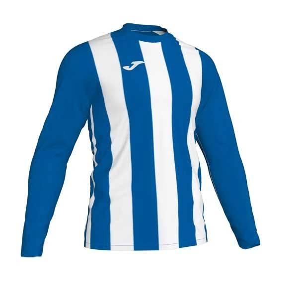 Camiseta Manga Larga JOMA Inter azul blanco