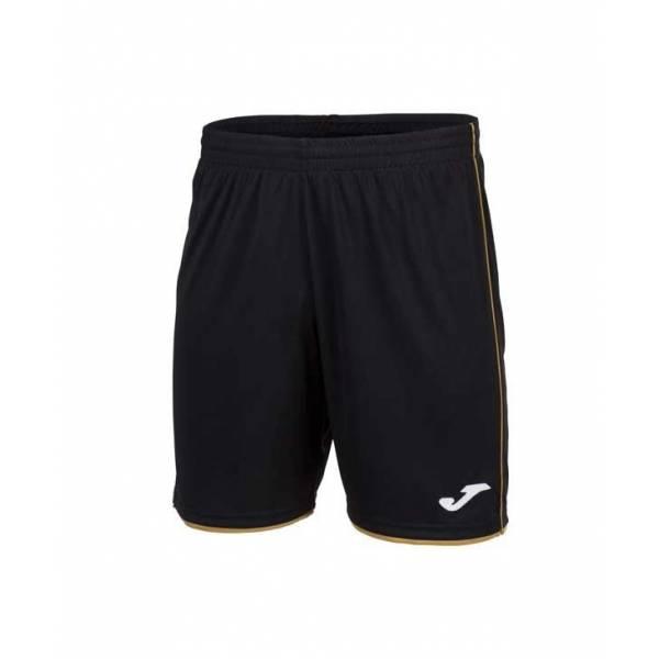 Pantalón corto Joma Liga Gold negro