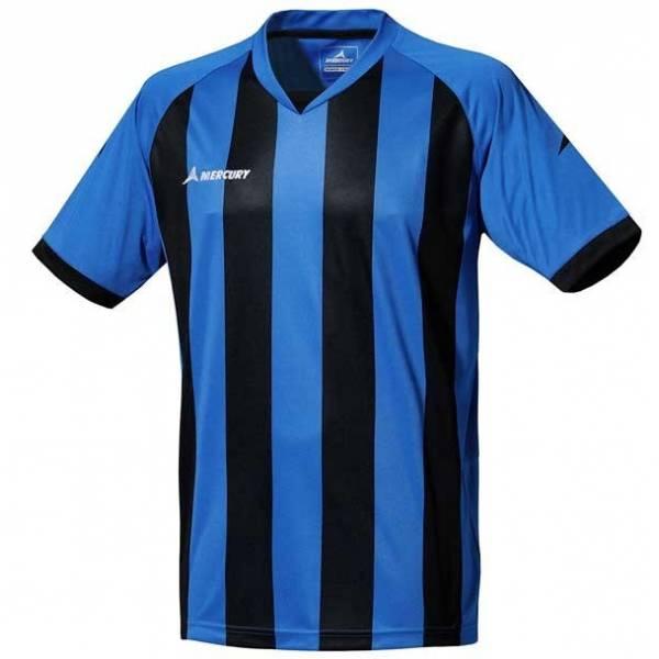 Camiseta manga corta Champions azul negro